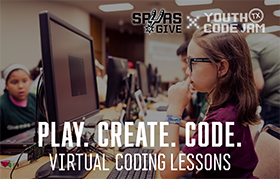 Coding with the Spurs: Adventure Mode