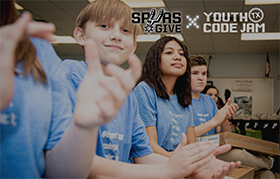 Spurs Give: Season of Giving Coding Camp