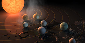 SWRI SCIENTIST DEVELOPS DATABASE FOR STELLAR-EXOPLANET EXPLORATION