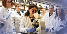 TEXAS BIOMED WORKING TO ATTRACT AND RETAIN FEMALE SCIENTISTS