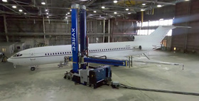 NEW PORT CUSTOMER XYREC LEADS ROBOT-BASED TECH THAT WILL REVOLUTIONIZE AEROSPACE MAINTENANCE