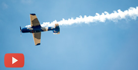 Air Show Thrills 200,000+ Guests at Kelly Field