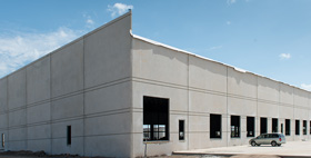 NEW Flex /Warehouse spaces near completion