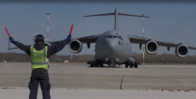 Boeing San Antonio Helping Enable C-17 Customers' COVID-19 Missions