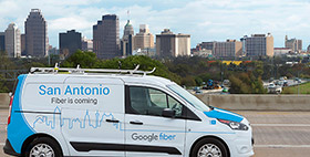 Cyber Talk Radio: Google Fiber in San Antonio