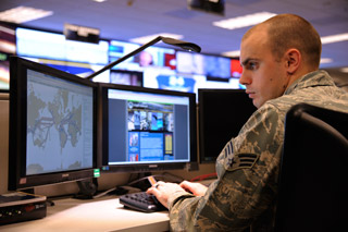 The 24th Air Force, also known as the Cyber Command, is among the military headquarters now based at the Port.