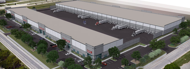 Flex Warehouse rendering