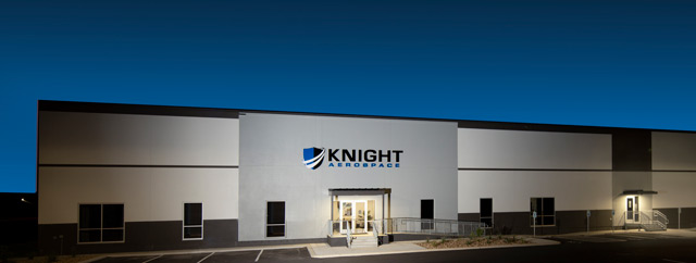 Knight Aerospace at Port San Antonio