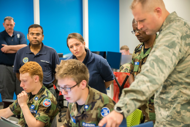 IPSECURE, Civil Air Patrol cyber defense