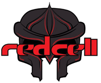 Redcell, cyber security logo