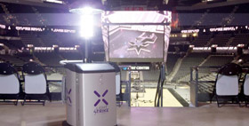Spurs first NBA team to deploy Coronavirus-zapping robots
