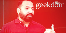 Geekdom Chairman's Philosophy on Entrepreneurship