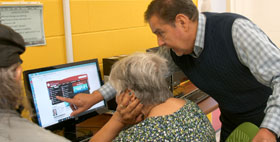 Cyber Talk Radio: Engaging Seniors with Technology