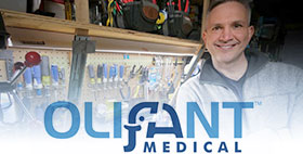 HOW A SAN ANTONIO PHYSICIAN WENT FROM A SPY PLANE TO OLIFANT MEDICAL