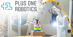 Robotics and Machine Vision Software Innovator Plus One Robotics Expands at Port San Antonio