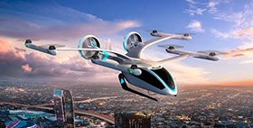 SwRI RECEIVES $7.2 MILLION CONTRACT TO TEST AI IN AIR TAXI DESIGN PROJECT