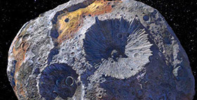 SwRI STUDY OFFERS MORE COMPLETE VIEW OF MASSIVE ASTEROID PSYCHE