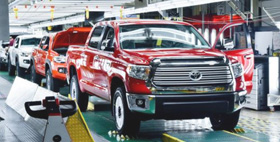 SA leaders banking on $392M Toyota investment