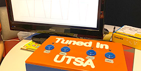 UTSA Engineering Students Build Interactive Museum Exhibits to Engage Children